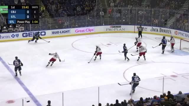 Watch and share Vladimir Tarasenko GIFs and Hockey GIFs by Brandon on Gfycat