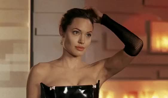 Watch and share Angelina Jolie GIFs and Sexy GIFs on Gfycat
