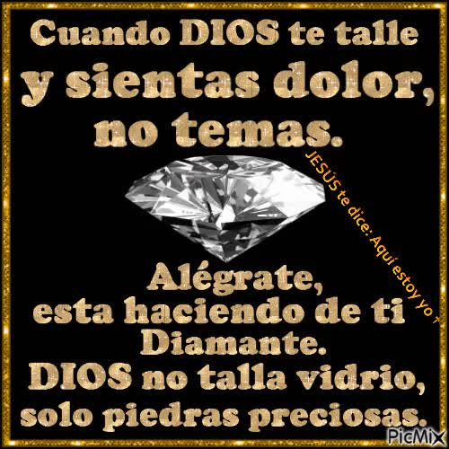 Watch and share Cuando DIOS Te Talle Y Sientas Dolor, GIFs on Gfycat