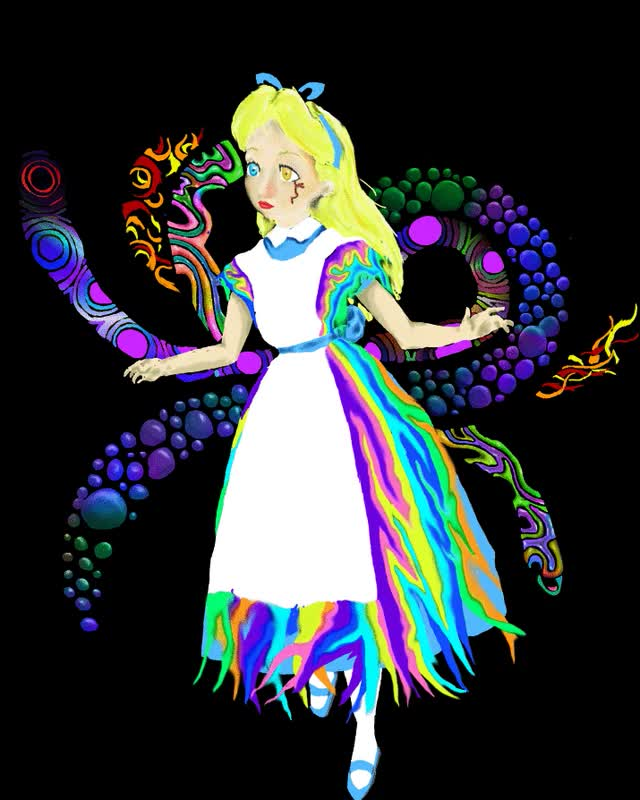 Watch and share Alice GIFs by jagasaurus_rex on Gfycat