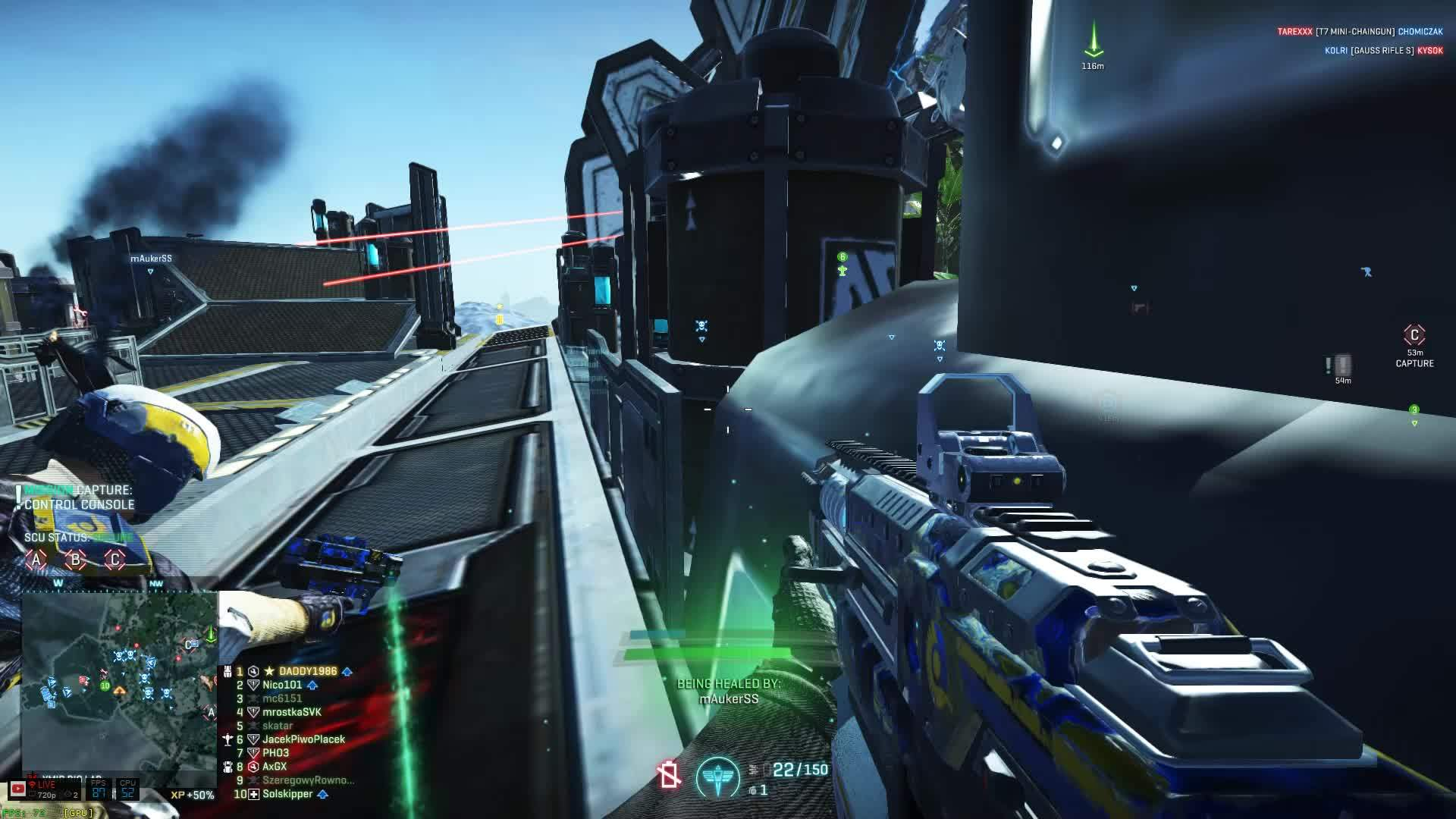 planetside, ps2cobalt, Why the NC team damage is so high GIFs