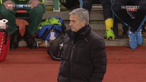 chelseafc, mourinhogifs, Mourinho hugging Schurrle (reddit) GIFs