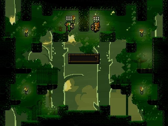 assencion, games, Towerfall funny fail :) GIFs