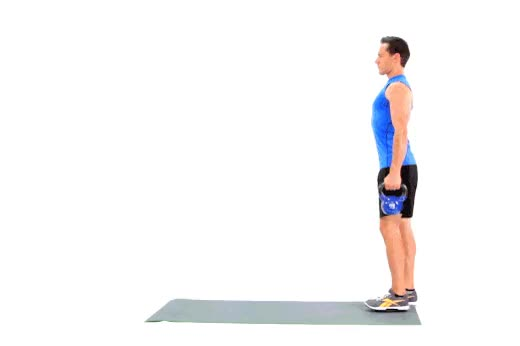 Watch and share 10. Best Exercise For Building Calf Muscles = Farmer's Walk GIFs on Gfycat