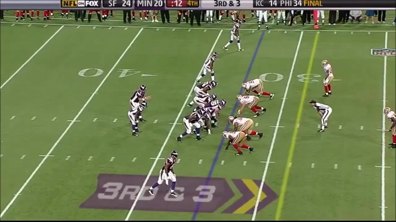 Favre to Lewis GIFs