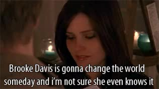 Watch High Fiiiiiiiive GIF on Gfycat. Discover more Brooke Davis, Brucas, Brucas parallels, CMM, Chad Michael Murray, Lucas Scott, OTH, OTP, One Tree Hill, Sophia Bush, babies, my gifs, parallels, stupid Chad lol, there's more parallels but i like these the most lol, they should have ended up together, theyre perfection GIFs on Gfycat