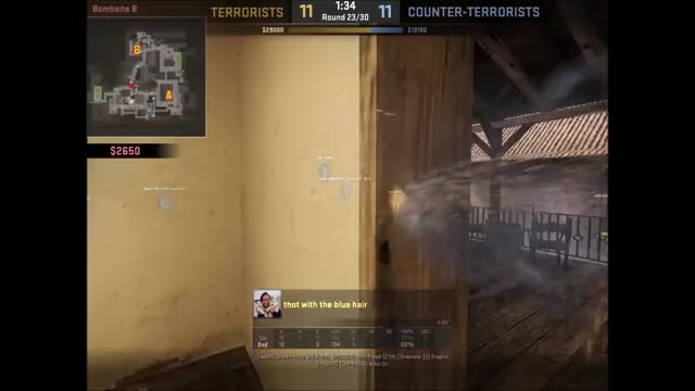 Watch and share Wallbang GIFs and Csgo GIFs on Gfycat