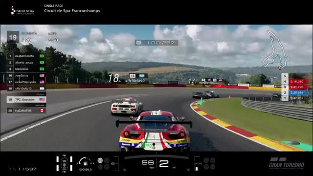Watch and share Gran Turismo®SPORT 20191105213359 GIFs by granadier on Gfycat