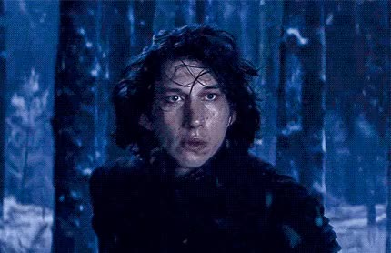 Watch and share Kylo Ren By Reylo Musings Tumblr Kylo Ren GIFs on Gfycat