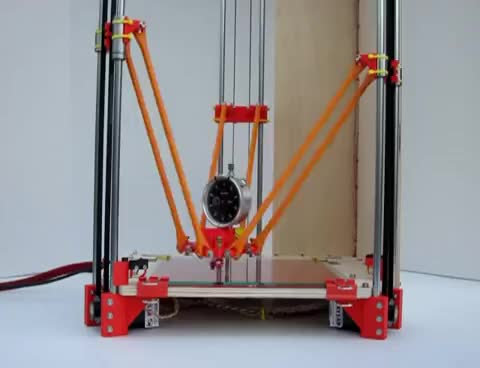 Watch and share Delta Printer GIFs and 3d Printer GIFs on Gfycat