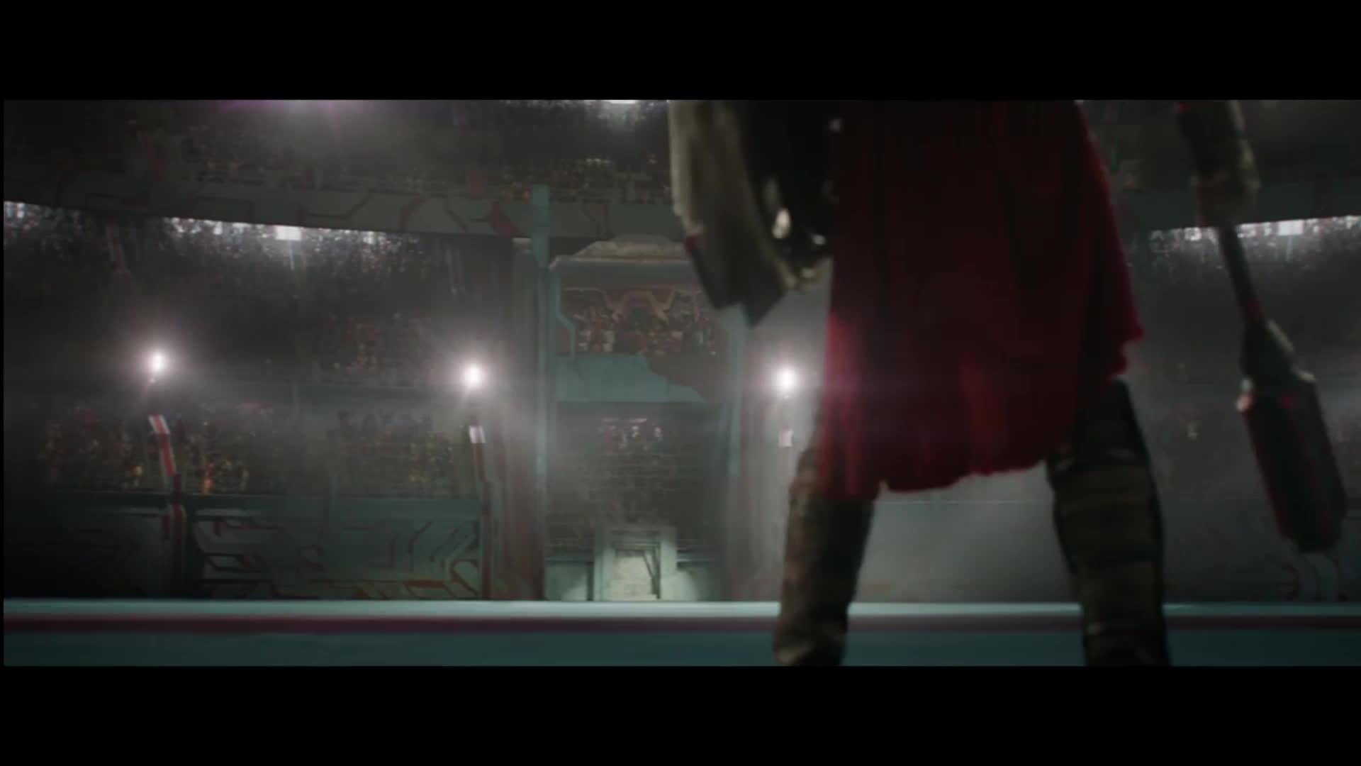 marvelstudios, The Official Thor: Ragnarok Teaser Hype Thread (reddit) GIFs