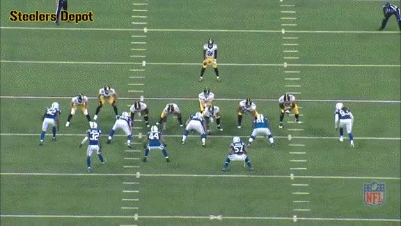Watch and share Mcdonald-colts-2 GIFs on Gfycat