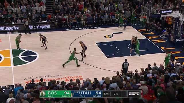 Watch Jaylen game winner GIF on Gfycat. Discover more related GIFs on Gfycat