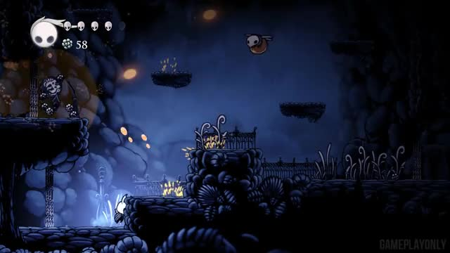 Watch and share Hollow Knight GIFs and Walkthrough GIFs on Gfycat