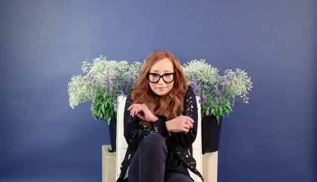 Watch Tori Amos - Healing Tips (Harpers Bazaar 2017) GIF on Gfycat. Discover more related GIFs on Gfycat