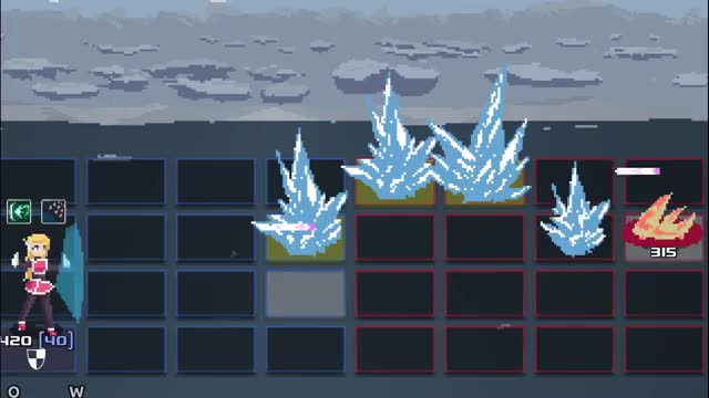 Watch Ragnarok Mine Combo One Step From Eden GIF by tmkang (@tmkang) on Gfycat. Discover more gaming, indiedev, indiegame, pixelart GIFs on Gfycat