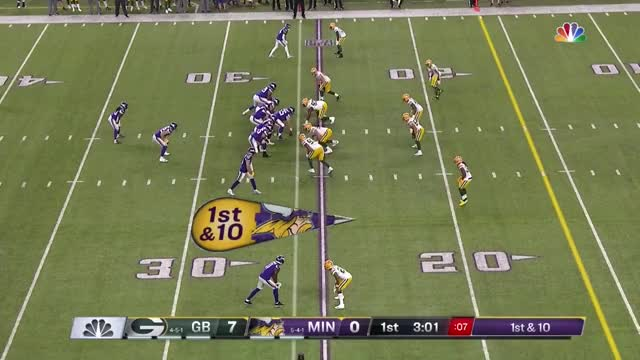 Watch 3522 GIF on Gfycat. Discover more Green Bay Packers, Minnesota Vikings, NFL, football GIFs on Gfycat