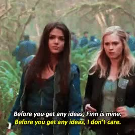 Watch and share Clarke Griffn GIFs and Clexasource GIFs on Gfycat