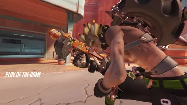 Watch Junkrat GIF by Pazyn/AdviceGuru (@pazyn1731) on Gfycat. Discover more related GIFs on Gfycat