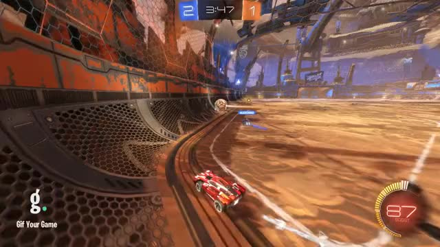 Watch Goal 4: strukl GIF by Gif Your Game (@gifyourgame) on Gfycat. Discover more Gif Your Game, GifYourGame, Goal, Rocket League, RocketLeague, strukl GIFs on Gfycat