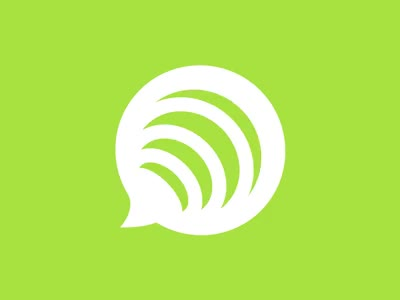 Watch and share Animated Concept For Voice Chat GIFs on Gfycat