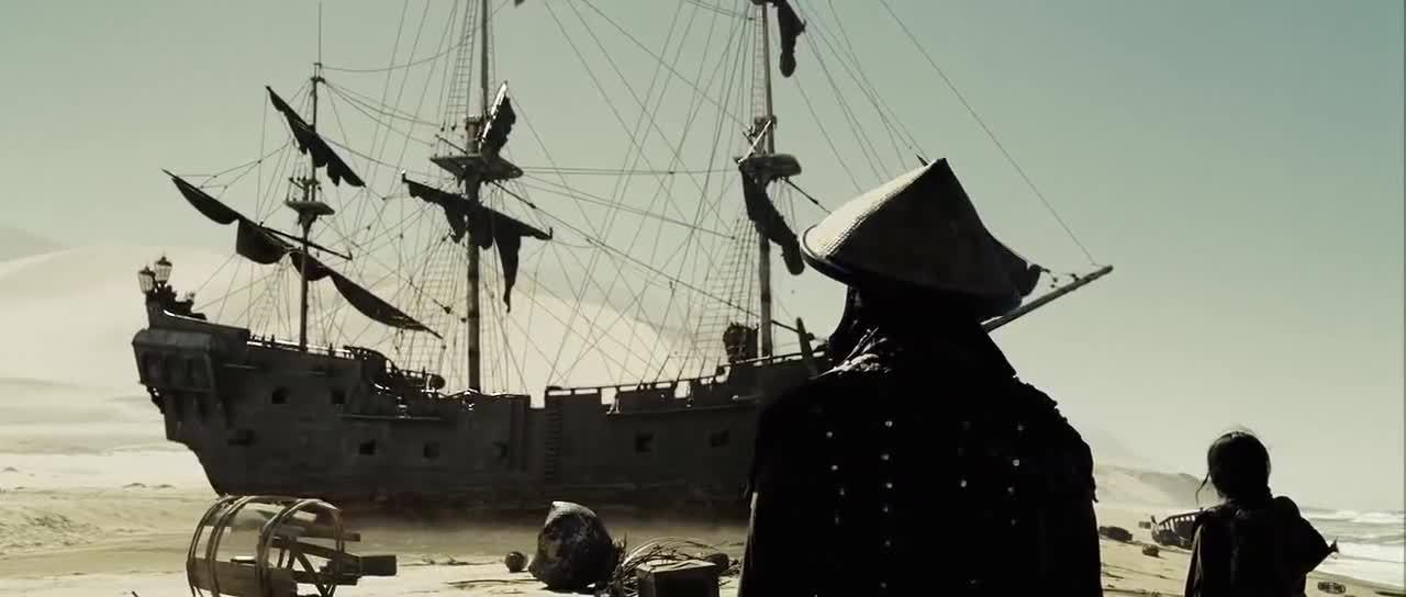 military, Jack Sparrow entrance At World's End (reddit) GIFs