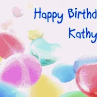 Watch and share Happy 50th Birthday Kathy Photo: Happy Birthday Kathy (kksibsix) HappyBirthdayKathykksibsix.gif GIFs on Gfycat