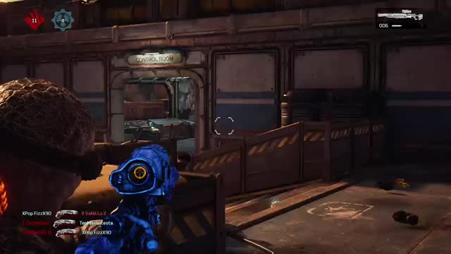 Watch and share Gearsofwar4 GIFs and Iheavenz Ll GIFs by Gamer DVR on Gfycat