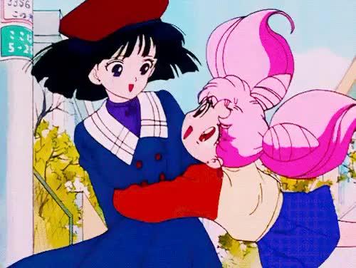 Watch and share Sailor Moon S GIFs and Hotaru Tomoe GIFs on Gfycat
