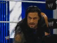 Watch roman reigns GIF on Gfycat. Discover more related GIFs on Gfycat