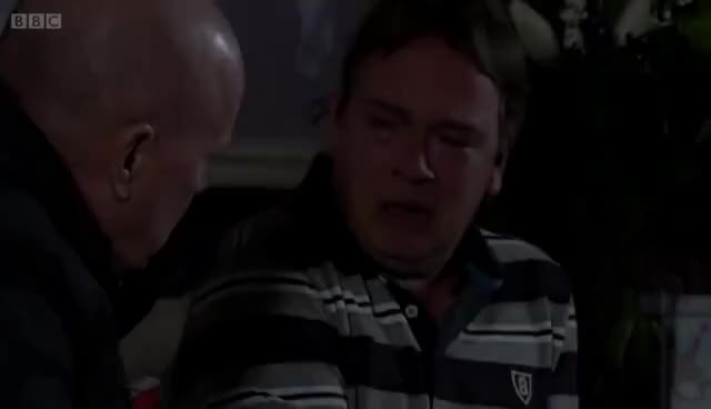 Watch and share EastEnders - Ian Beale I've Got Nothing Left The Drum & Bass Remix GIFs on Gfycat