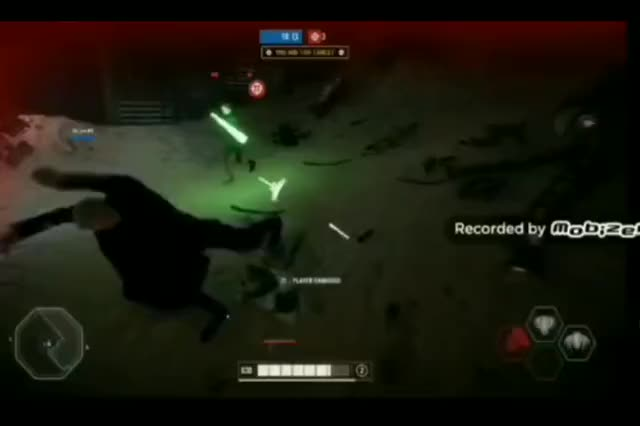 Watch Grievous destroys Anakin GIF by @hahachew27 on Gfycat. Discover more related GIFs on Gfycat