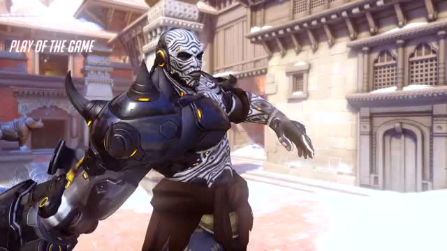 Watch and share My First Doomfist POTG GIFs by airmeller on Gfycat