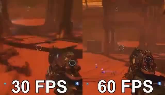 Gaming - 30fps vs 60fps GIF | Find, Make & Share Gfycat GIFs