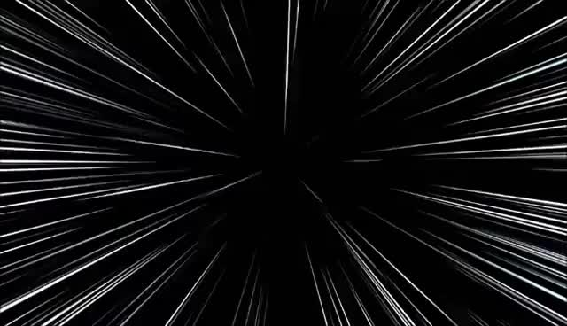 Watch and share Star Wars Jump To Lightspeed In Reverse As Viewed From Rear Of Spaceship 3Dfx GIFs on Gfycat