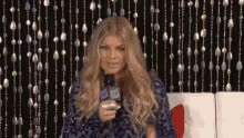 Watch and share Blow Kiss GIFs and Fergie GIFs on Gfycat