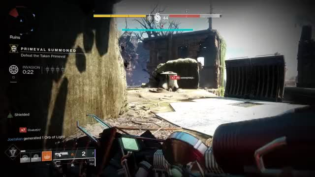 Watch destiny2-4kills GIF on Gfycat. Discover more related GIFs on Gfycat