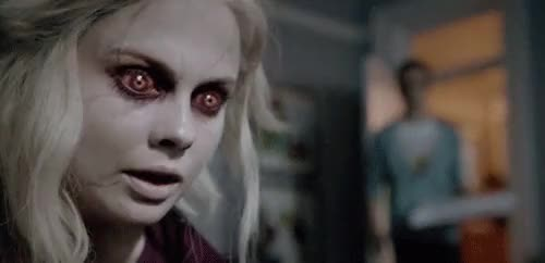 Watch and share Rose Mciver GIFs and Zombie GIFs on Gfycat