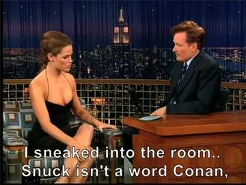 Watch and share Jennifer Garner GIFs and Conan O Brien GIFs on Gfycat