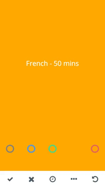 Watch and share Lanes App - Timer GIFs by mikeem on Gfycat
