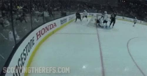 Watch and share NHL ASG - Johansen Goal GIFs by scoutingtherefs on Gfycat