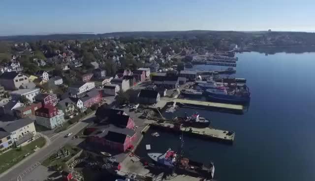 Watch and share Lunenburg, Nova Scotia GIFs on Gfycat