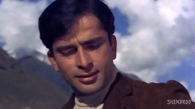 Watch and share Humne Aaj Se - Shashi Kapoor - Nanda - Raja Saab - Hindi Song GIFs on Gfycat
