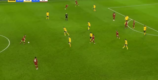 Watch and share Milner Short Pass Vs Wolves 18-19 GIFs by FIFPRO Stats on Gfycat