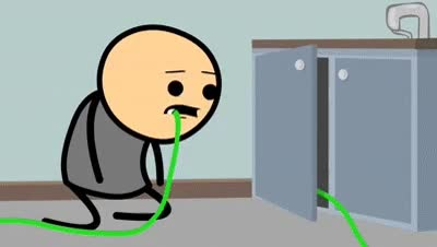 Watch and share Dentist - Cyanide & Happiness Shorts GIFs on Gfycat