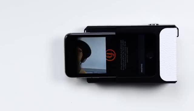 Watch and share The IPhone Printer Case GIFs on Gfycat