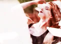 Watch anne hathaway; GIF on Gfycat. Discover more *, *gif, Anne Hathaway, ahathawayedit, annehathawayedit, elle uk, hathaedit, s, this quality is meh GIFs on Gfycat