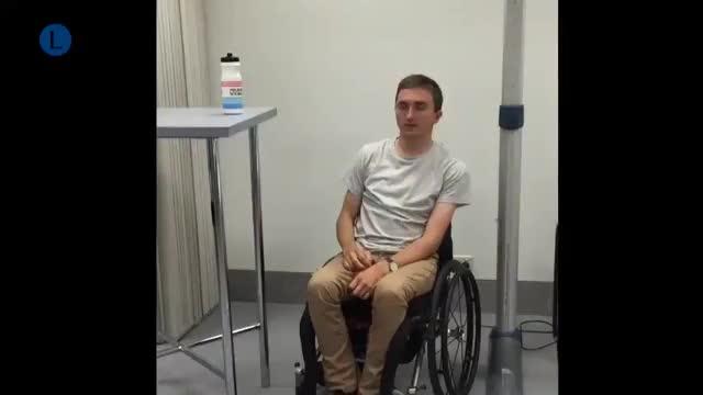 Watch and share Tetraplegic GIFs and Medicine GIFs by sirtsix on Gfycat
