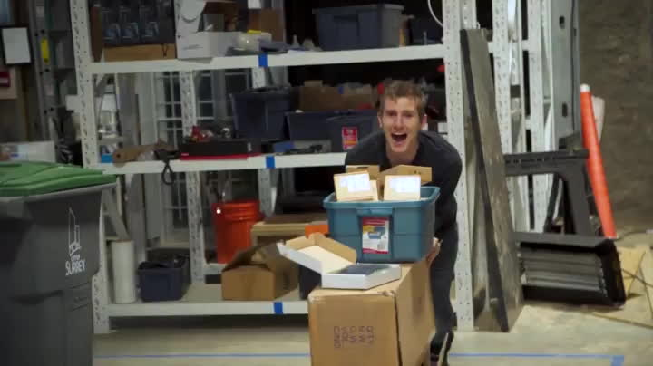 linus, linusmediagroup, linustechtips, EVERYBODY ON BOARD THE INSANE TRAIN GIFs