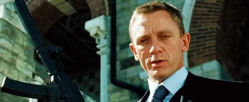 Watch this 007 GIF by Yuyu (@yuyuaca) on Gfycat. Discover more 007, cool, daniel craig, james bond GIFs on Gfycat